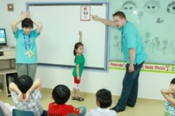 English Teaching in Beijing