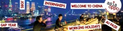 hospitality internships in china